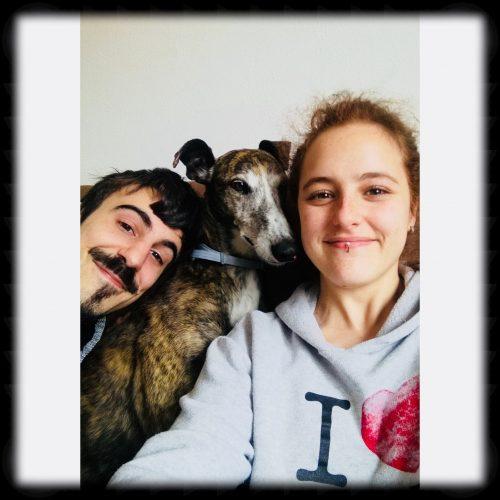 Porche y su familia